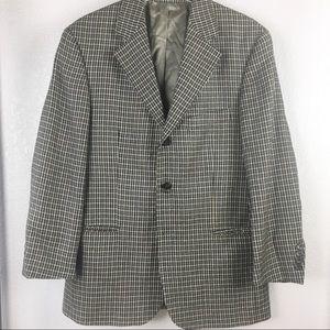Boss Hugo Boss Wool/Cashmere Einstein Blazer